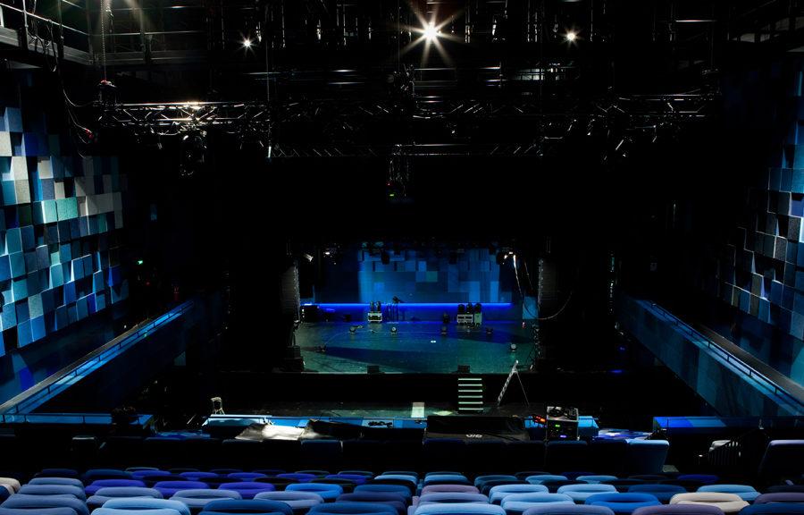 salle de spectacle LA FABRIQUE NANTES