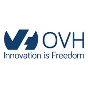 Logo client OVH