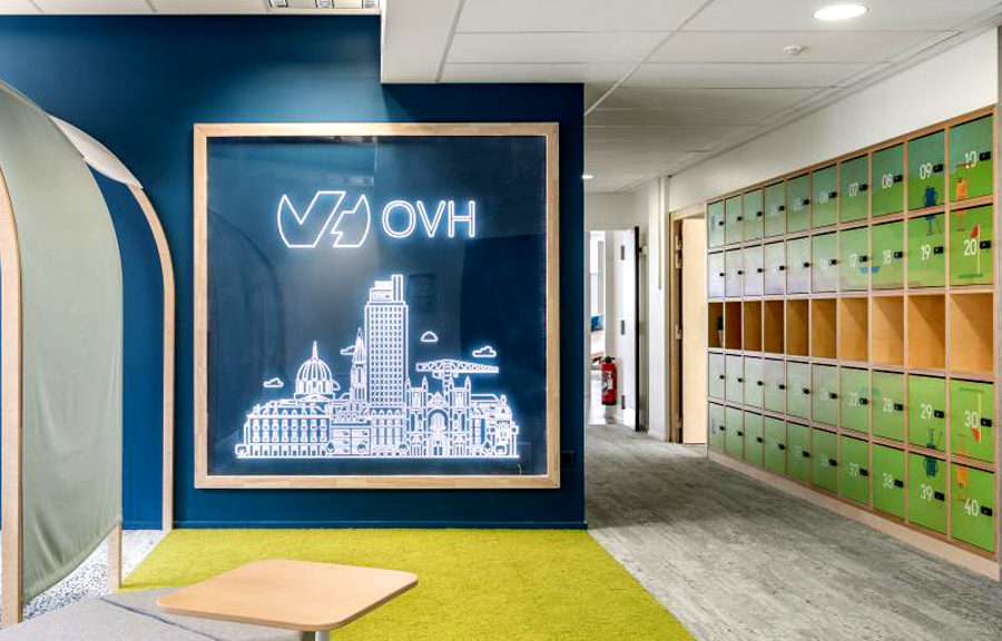AGENCEMENT LOCAUX OVH NANTES