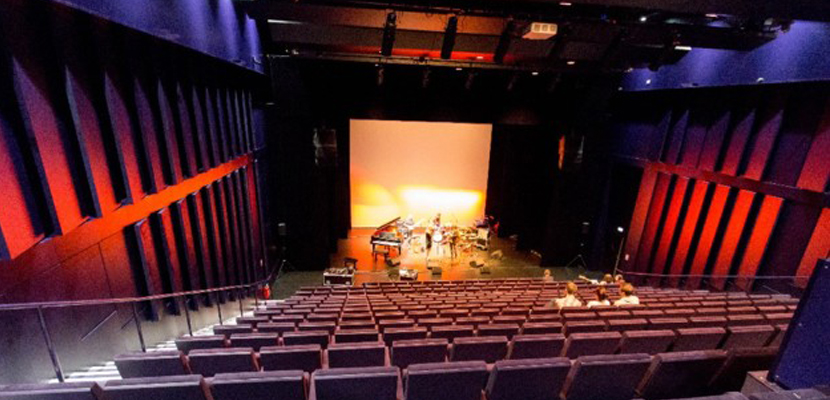 Salle de concert CYEL La Roche Sur Yon