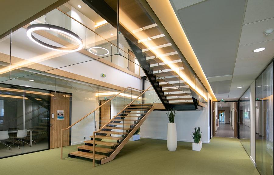 Escalier LNA Santé Vertou