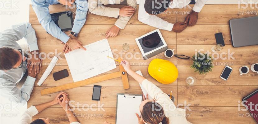 Bureau d'étude en mode projet